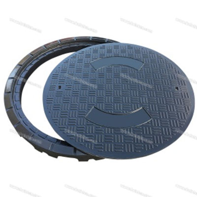 Perfect Waterproof Composite Manhole Cover 993mm D400
