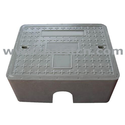 655x525x30x300mm Water Meter Box With Corrosion Resistance