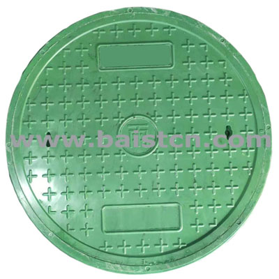 BMC Manhole Cover Round Type 700x50mm