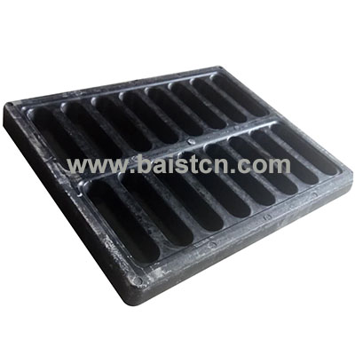 400x500x40mm BMC Trench Cover With Flame Retardant
